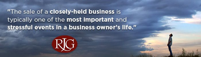 Utilizing the Calm before the Storm – Suggested Steps to be taken in Advance of the Sale of a Closely-Held Business