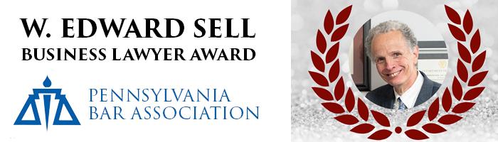 w-edward-sell-business-lawyer-award-pba-wilkes-barre
