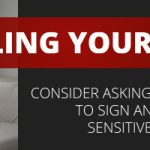 Selling Your Business? Consider Asking Potential Purchasers to Sign an NDA Before Providing Sensitive Business Information