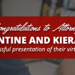 """Congratulations to Jim Valentine and Kieran Casey on the Successful Presentation of their Virtual Seminar """"Discipline During the COVID-19 Pandemic"""""""