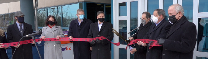 RJG Celebrates Ribbon Cutting at New Wilkes-Barre Location
