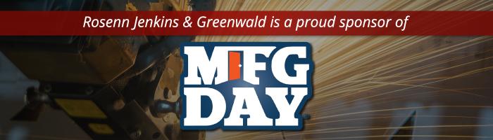 Rosenn Jenkins & Greenwald is a proud sponsor of NEPIRC's Manufacturing Day 2021