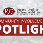 RJG Presents: Community Involvement Spotlight