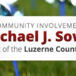 Community Involvement Spotlight: Michael J. Sowinski, II and the Luzerne County Child Advocacy Center