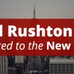 Paul Rushton Admitted to the New York State Bar